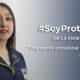 Dayna Martínez, Profesora: «Doy apoyo emocional a los estudiantes» Colegio Monte Olivo