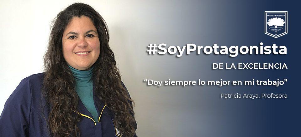 Patricia Araya - Colegio Monte Olivo de Puente Alto