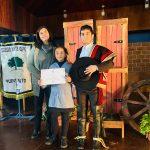 """Colegio Monte Olivo da el vamos a la Semana de la Historia con """"Pañuelos al viento"""""""